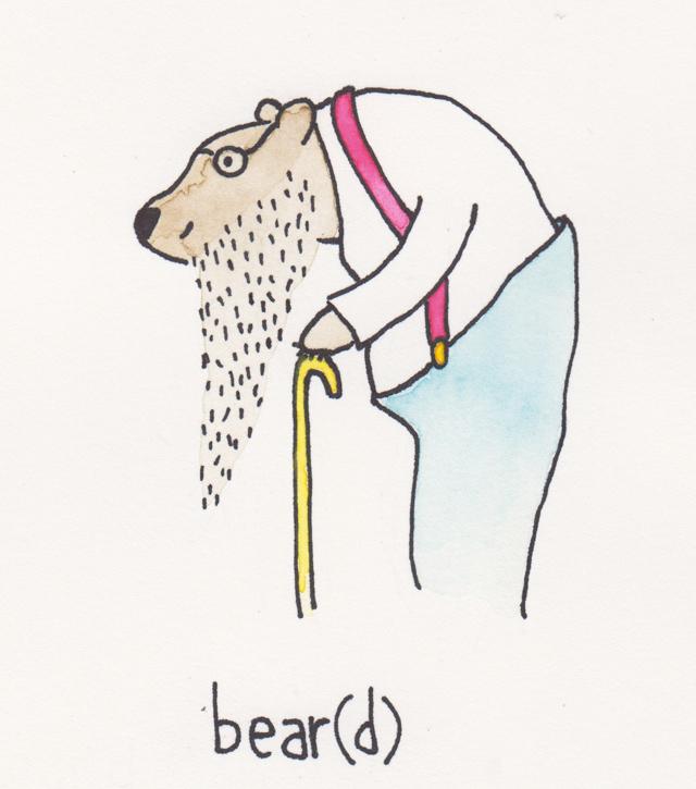 bear(d)