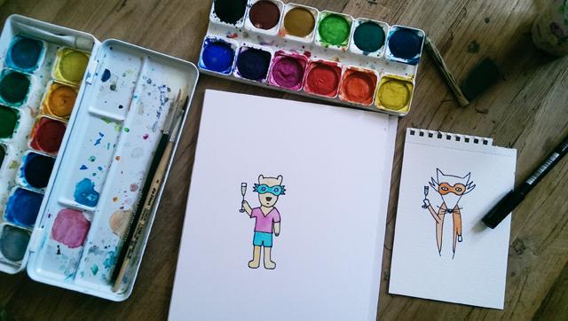 tekeningen-illustration-friday