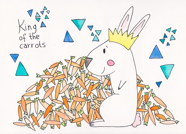 king of the carrots
