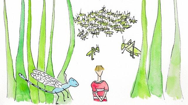 illustraties De Kleine Johannes www.plukhetleven.nl